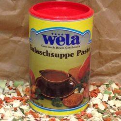Wela Gulaschsuppe