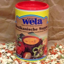 Wela Mexikanische Suppe
