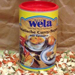 Wela Asiatische Currysuppe