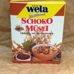 Wela Vollkorn Schoko Müsli