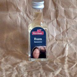 Backöl Rum von Gewürzversand Munzert