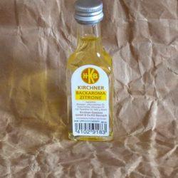 Backöl Zitrone von Gewürzversand Munzert