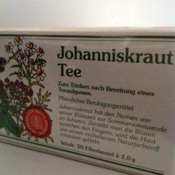 Johanniskrauttee 20 Beutel von Gewürzversand Munzert