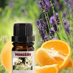 Ätherisches Öl Spezialmischung Orange Lavendel von Gewürzversand Munzert
