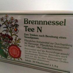 Brennesseltee 20 Beutel von Gewürzversand Munzert