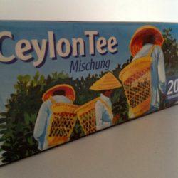 Ceylon Tee 20 Beutel von Gewürzversand Munzert