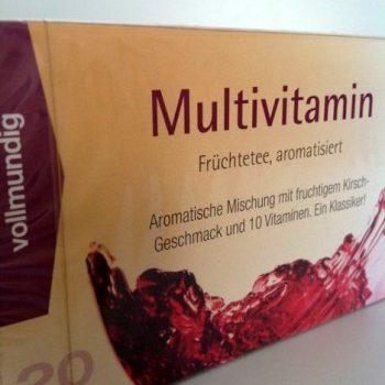 Multivitamin Früchtetee aromatisiert