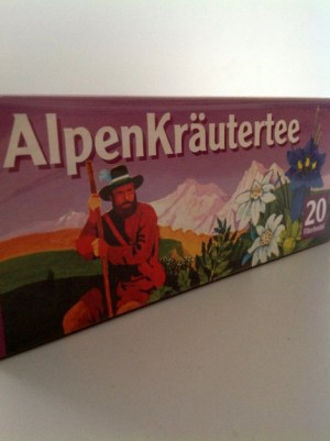 Alpenkräutertee 20 Beutel von Gewürzversand Munzert