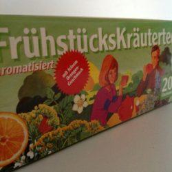 Frühstücks-Kräutertee 20 Beutel von Gewürzversand Munzert