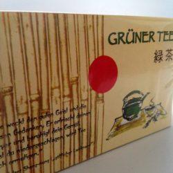 Grüner Tee 20 Beutel von Gewürzversand Munzert