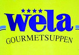 WELA Gourmet-Suppen