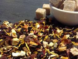 Früchte-Tee mit Aroma