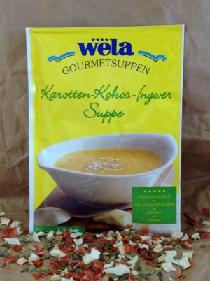Karotten-Kokos-Ingwer Suppe von Gewürzversand Munzert