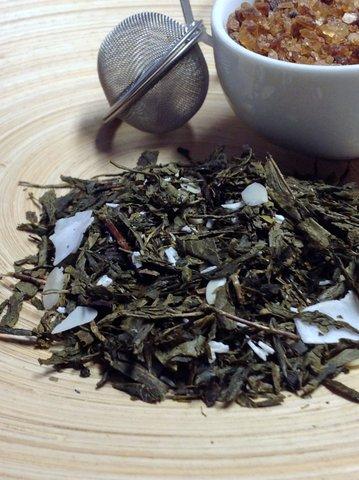 Güner Tee Kokos-Makrone von Gewürzversand Munzert