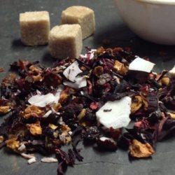 Füchtetee Kokos Makrone von Gewürzversand Munzert