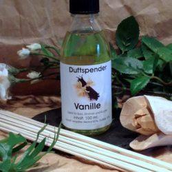 Duftspender Nachfüllflasche Vanille von Gewürzversand Munzert