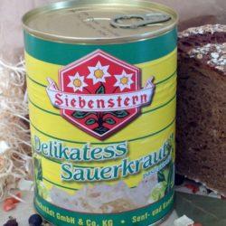 Siebenstern Sauerkraut von Gewürzversand Munzert