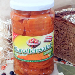 Siebenstern Karottensalat von Gewürzversand Munzert