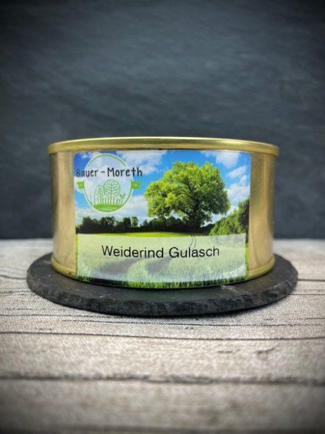 Weiderind Gulasch